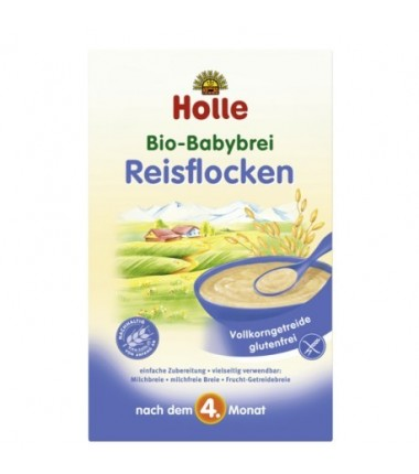 Holle Organic Rice Porridge...