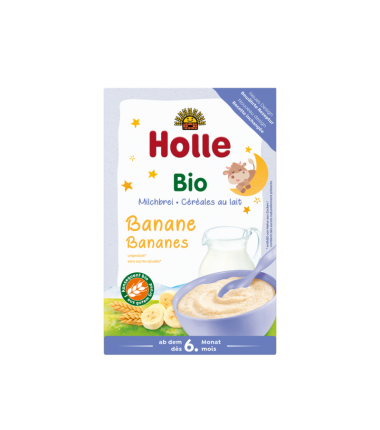 Holle Organic Milk Cereal...